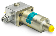 miniBOOSTER hydraulic pressure intensifiers - Romheld Automation