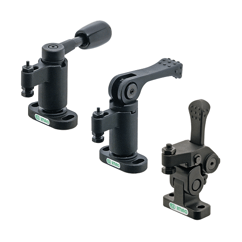 Imao clamps systems for machining assembly testing